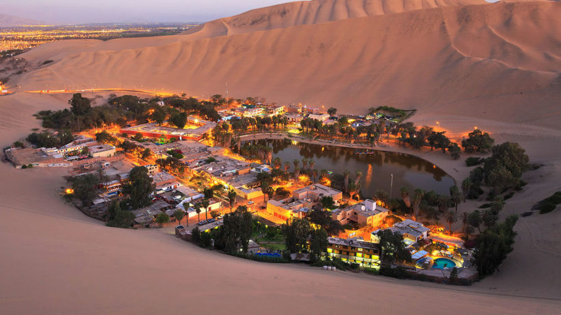 Tour Carros Areneros Huacachina 02 Hrs.