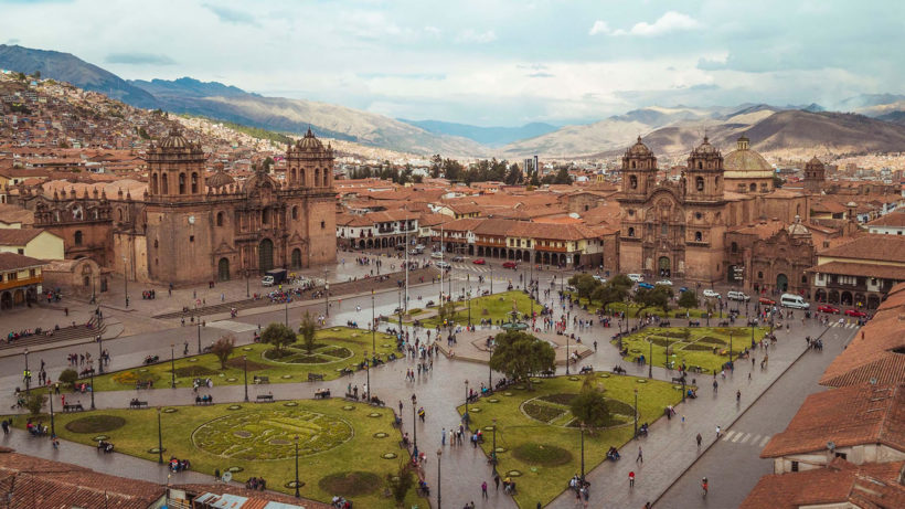 City tour en la ciudad de Cusco